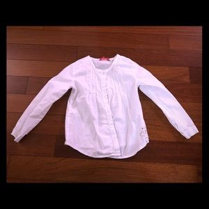 Dress shirt for girls